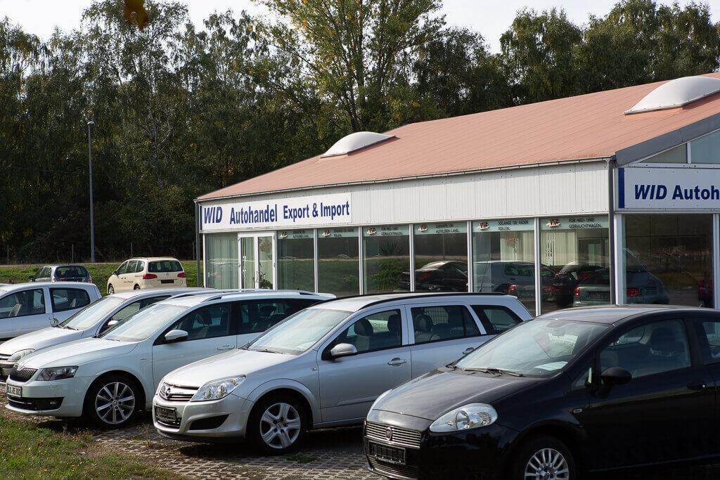 WID Autohaus - Gebrauchtwagenankauf
